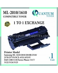 Samsung MLTD119S MLT-D119S / ML2010D3 ML0-2010D3 / ML1610 ML-1610 / SCX4521 SCX-4521 High Quality Compatible Laser Toner Black Cartridge for ML1610 ML1615 ML1620 ML1625 ML2010 ML2015 ML2020 ML2510 ML2570 ML2571 SCX4321 SCX4521 Printer Ink