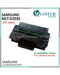 Samsung 203E MLT-D203E Compatible Toner for SLM3320 SLM3370 SLM3820 SLM3870 SLM4020 SLM4020 SLM4070 SLM3320ND SLM3370FD SLM3820ND SLM3870FW SLM4020ND SLM4020NX SLM4070FR SL-M3320ND SL-M3370FD SL-M3820ND SL-M3870FW SL-M4020ND SL-M4020NX SL-M4070FR