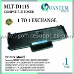 Samsung MLT-D111L MLT-D111S High Yield Compatible Toner Black Cart for XPRESS SL-M2022 SL-M2022W SL-M2020 SL-M2021 SL-M2020W SL-M2021W SL-M2026W SL-M2060FH SL-M2070 SL-M2071 SL-M2070W SL-M2070FW SL-M2071W SL-M2070F SL-M2071FH Printer Ink