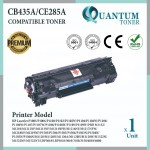 HP 85A / CE285A / 285A / CB435A 35A  BK High Quality Compatible Laser Toner Black Cartridge HP LaserJet P1102 / P1102W / M1212NF / M1217NFW / P1100 / P1102W / PRO M1132 / P1100 / PRO M1130 / M1132 / M1210 / M1214NFH PRINTER INK