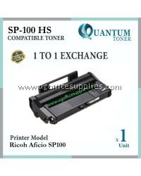 Ricoh SP100HS / SP100 / SP-112 High Quality Compatible Laser Toner Black Cartridge for Ricoh Aficio SP100E / SP100SU / SP100SFE / SP100SF / SP112 / SP112SF / SP112SU Printer Ink