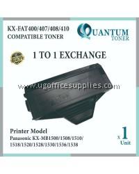 Panasonic KX-FAT410E / KXFAT410E / 410E High Quality Compatible Laser Toner Black Cartridge for Panasonic KXMB1500 / KXMB1520 / KXMB1530 / KXMB1507 / KXMB1508 / KXMB1528 / KXMB1538 Printer Ink