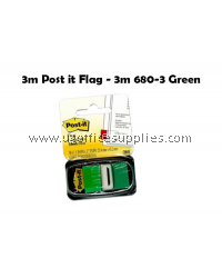 3M POST IT 680-3 GREEN  COLOUR TAPE