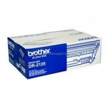 BROTHER DR-2125 ORIGINAL DRUM CARTRIDGE