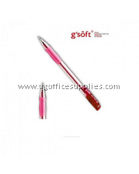 G-SOFT 5566 0.6MM BALL PEN