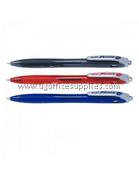 PILOT REXGRIP 1.0MM BALL PEN
