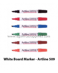ARTLINE 509 WHITEBOARD MARKER BLACK