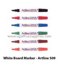 ARTLINE 509 WHITEBOARD MARKER ORANGE