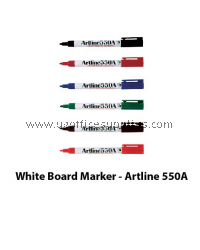 ARTLINE 550A WHITEBOARD MARKER RED