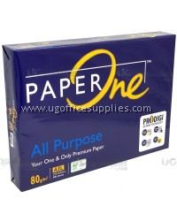 PAPER ONE 80GSM A3 PAPER