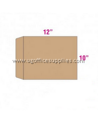 "GIANT BROWN ENVELOPE 10"" X 12"""
