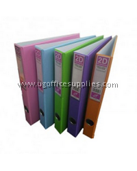 EAST FILE BRILLIANT COLOUR 2D RING FILE
