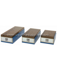 CBE 818L BUSINESS CARD ORGANIZER