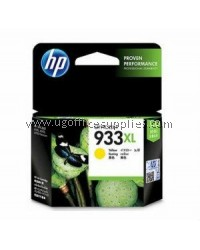 HP 933XL ORIGINAL YELLOW INK CARTRIDGE - COMPATIBLE TO HP PRINTER 6100 / 7110