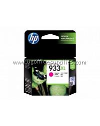HP 933XL ORIGINAL MAGENTA INK CARTRIDGE - COMPATIBLE TO HP PRINTER 6100 / 7110