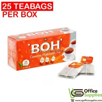 BOH CAMERON HIGHLAND TEA - 25's
