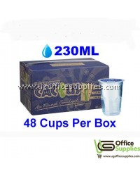 CACTUS MINERAL WATER 230ml 48's