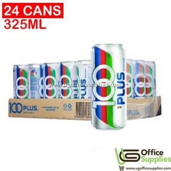 100 PLUS REGULAR 325ml 24's