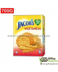 JACOB'S WEETAMEAL CRACKER 700G
