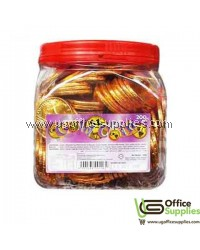 GOLD COIN CHOCOLATE 200's