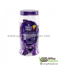 CADBURY DAIRY MILK CHOCOLATE 100's