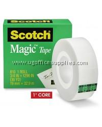 SCOTCH MAGIC TAPE 25.4MM