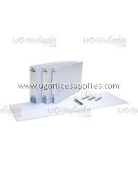 East File 2D Ring PVC File A4 (65mm)