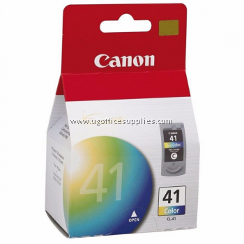 CANON CL-41 COLOR ORIGINAL INK CARTRIDGE
