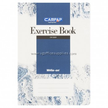 CAMPAP CW2509 FOOLSCAP EXERCISE BOOK (100 PAGE)