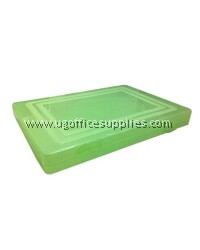 PLASTIC DOCUMENT CASE A4 15MM