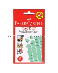 FABER CASTELL TACK IT (50GSM)