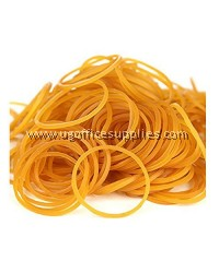 BROWN RUBBER BAND (100g)