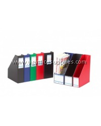 "PVC MAGAZINE BOX 412 (5"")"