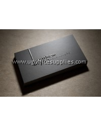 BUSINESS CARD WITH SPOT UV