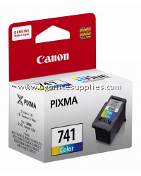 CANON CL-741CL COLOR ORIGINAL INK CARTRIDGE