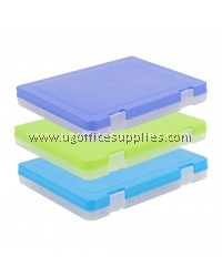 PLASTIC DOCUMENT CASE 40MM (A4)