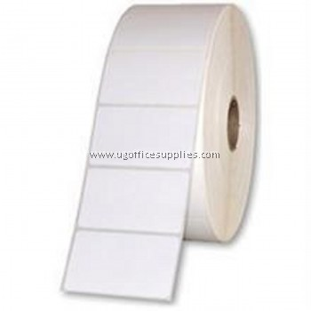 THERMAL BARCODE STICKER LABEL 35MM X 25MM