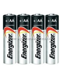 ENERGIZER BATTERY AA (4PCS/PACK)