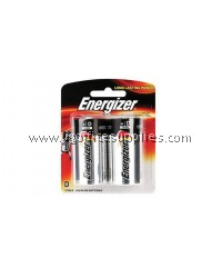 ENERGIZER BATTERY D (2PCS/PACK)