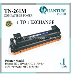Brother TN-261 TN-265 TN261 TN265 MG High Quality Compatible Laser Toner Magenta Cartridge for HL-3150CDN HL-3170CDW MFC-9140CDN MFC-9330CDW HL3150CDN HL3170CDW MFC9140CDN MFC9330CDW HL 3150CDN HL 3170CDW MFC 9140CDN MFC 9330CDW Printer Ink