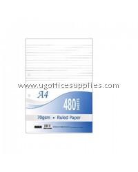 Examination Foolscap Paper A4