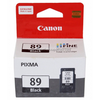 CANON PG-89 BLACK ORIGINAL INK CARTRIDGE