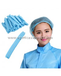 Disposable Non Woven Cap Hair Net / Mob Cap / Anti-Dust Cap