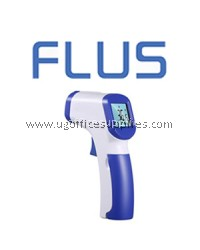 【 Ready Stock Malaysia 】 FLUS Non-contact Body Forehead Thermometer