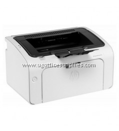 HP LaserJet Pro M12a Printer (Monochrome)