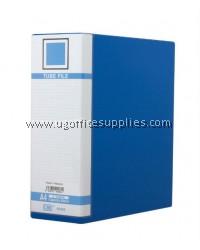 CBE 09080 PVC Tube File A4 (80mm)