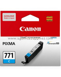 CANON CLI-771C CYAN ORIGINAL INK CARTRIDGE