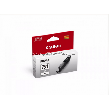 CANON CLI-751GY XL GRAY ORIGINAL INK CARTRIDGE