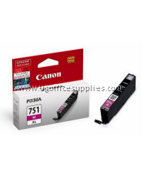 CANON CLI-751M XL MAGENTA ORIGINAL INK CARTRIDGE