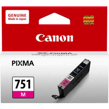 CANON CLI-751M MAGENTA ORIGINAL INK CARTRIDGE